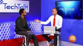 Interview With Cool Amharic Keyboard App Developer - TechTalk With Solomon