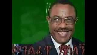 New Funny Joke ON Hailemariam Desalagn By Kibebew Geda