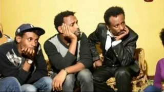 Funny  Ethiopian Comedy Drama አለም ዘጠኝ Part 13